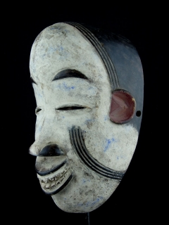 Маска Igbo Okoroshi Oma [Нигерия]