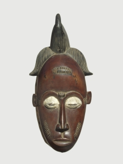 Маска Baule Mblo [Кот-д'Ивуар]