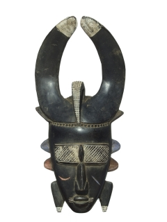Маска Djimini [Кот-д'Ивуар]