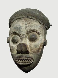 Маска Yaka [Конго]