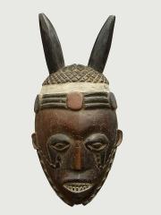 Культовая маска народности Igbo