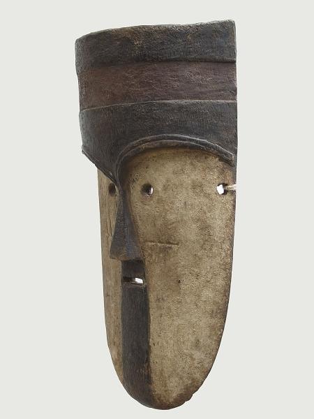 Ритуальная маска народности Aduma (Adouma)