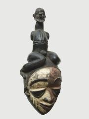 Купить африканскую маску Yoruba Epa