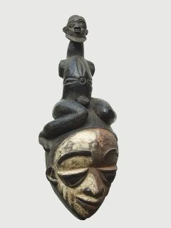 Маска Yoruba Epa [Нигерия]