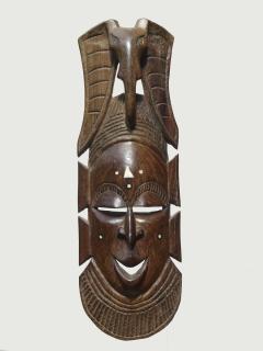"""Маска """"Сила слона"""" [Нигерия]"""