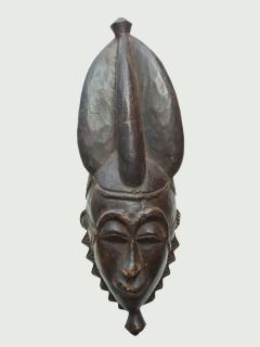 Маска Baoule [Кот-д'Ивуар], 56 см
