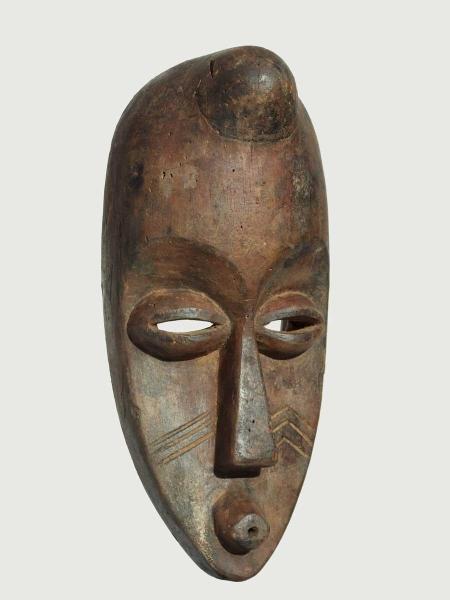 Маска Hongwe Ngare [Габон]