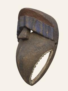 Маска Dan Beaked [Кот-д'Ивуар], 36 см