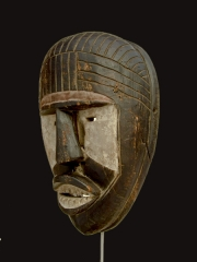 Ритуальная маска народности Igbo (Нигерия)