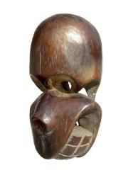 Африканская маска гориллы Ngi