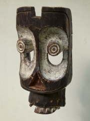 Африканская маска Grebo