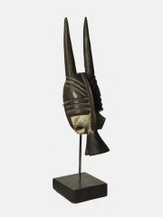 Африканская маска Mumuye Vabo