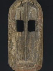 Ритуальная маска народности Dogon. Страна происхождения - Мали.