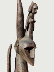 Навершие маски Chiwara народности Bamana