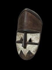 Купить африканскую ритуальную маску народности Eket