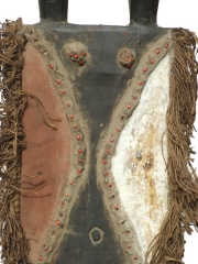 Африканская маска народности Toussian
