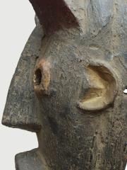 Африканская маска народности Nuna. Страна происхождение - Буркина Фасо