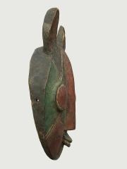 Зооморфная маска народности Bozo