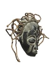 Купить подлинную африканскую маску Chokwe с доставкой по всей России