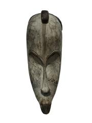 Известная африканская маска Fang