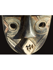 Африканская маска народности BWA,Буркина-Фасо