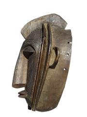 Африканская маска Bamana Bambara Kore