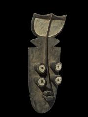 Ритуальная африканская маска Grebo