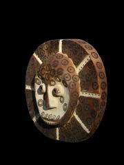 Ритуальный щит народности Lega