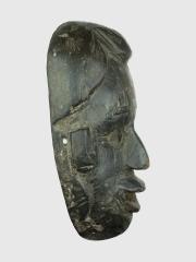 Африканская маска Igbo с красивой патиной