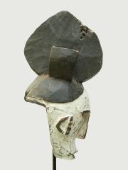 Африканская маска Igbo Agbogho Mmwo, Нигерия
