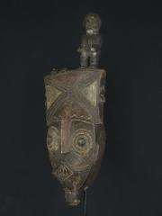 Африканская маска народности Winiama