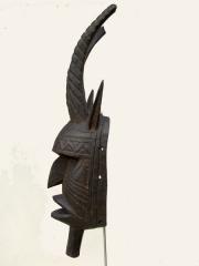 Африканская маска народности Bambara (Bamana) [Мали]
