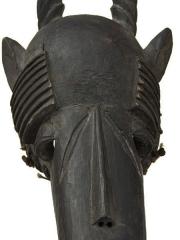 Купить африканскую маску наголовник народности Igala