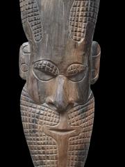 Маска амулет народности Sepik Новая Гвинея