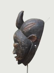 Африканская маска Йоруба (Yoruba). Материал дерево. Купить с доставкой по России