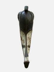 Известная ритуальная африканская маска Fang Ngil