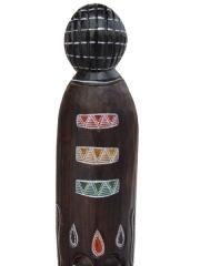 """Купить настенную маску из дерева """"Сфера"""", цена 1400 руб, м 1904"""