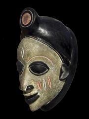 Африканская маска народности Yoruba