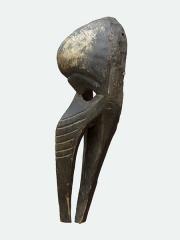 """Купить ритуальную маску Bamana Bird в галерее """"Афроарт"""""""