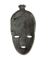 "Два маски из эбенового дерева ""Чунга Чанга"""