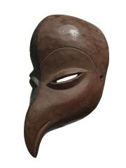 Современная ритуальная маска Beaked народности Dan