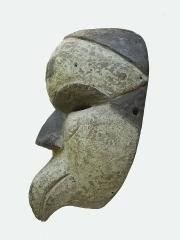 Нигерийская маска народности Ogoni