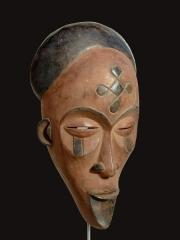 Ритуальная маска народности Chokwe, Ангола, Африка