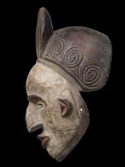 Африканская маска Igbo (Нигерия)