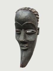 Купить африканскую маску народности Lulua