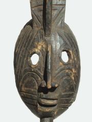 Купить африканскую ритуальную маску народности Mossi