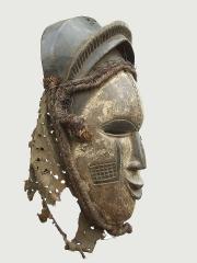 Ритуальная маска африканской народности Igbo
