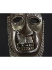 Африканская маска Скалозуб Сергей Сергеевич из эбенового дерева