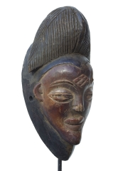 Африканская маска народности Punu