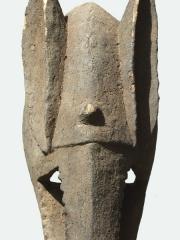Купить ритуальную маску Bamana Kono
